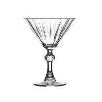 Pasabahce Diamond Martini Glass 240ml 24/Ctn