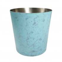 Mini Patina Pot Blue S/S Interior 100 x 100mm (4)