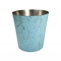 Mini Patina Pot Blue S/S Interior 85 x 85mm