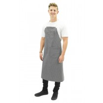 Prochef Apron Bib Cafe Series Paris 68 x 86cm Black