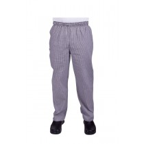 Prochef Chef Pants Draw String Large Traditional Check (1)