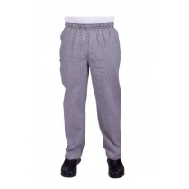 Pro Chef Traditional Check Drawstring Pant 4 XLarge