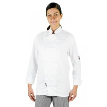 Prochef Chef Jacket Traditional Long Sleeve X-Small White