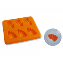 Puree Silicone Mould Baby Carrots/Parsnip (1)