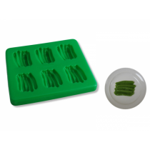 Puree Silicone Mould Green Beans 6 Serves