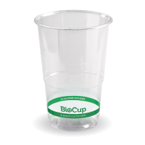 Biopak R-280Y Cold BioCups Clear 280ml (2000)