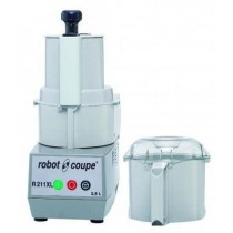 Robot Coupe R211XL Combination Food Processor Poly/Carb Bowl