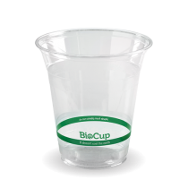 Biopak R360-Y Cold BioCups 360ml (W&M) Clear (1000)