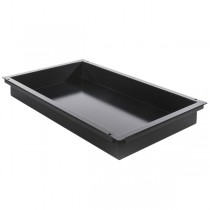Rational 6014.1104 Granite Enamelled Pan 1/1 Size 40mm Deep