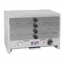 Roband 40DT Pie Warmer Hammertone Finish 4 Drawer