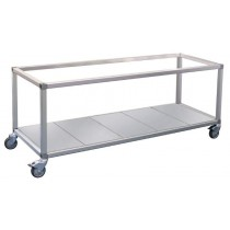 Image of Roband ET24 Food Bar & Bain Marie Trolley To Suit All 2x4 Models