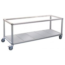 Image of Roband ET23 Food Bar & Bain Marie Trolley To Suit All 2x3 Models