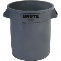 Rubbermaid Brute Bin Grey 75ltr