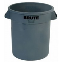 Rubbermaid Brute Bin Grey 37.9L (6)