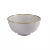 Seasons Rice Bowl 130mm Stone 6/Ctn