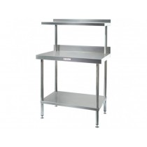 Simply Stainless Infill Bench Blue Seal Profile 600mm