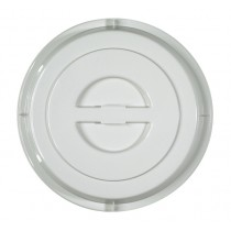 Schonwald Healthcare Plate Cover Polycarb Clear 240mm