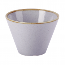 Seasons Conic Bowl 110mm Stone