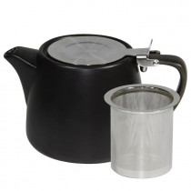 Brew Teapot Stackable 500ml Smoke 2/Pkt (18)