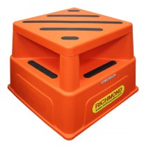 Safety Step Square HD Plastic 250kg 505 x 505mm