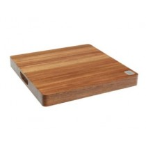 Stanley Rogers Butchers Block Acacia 350 x 350 x 40mm