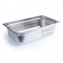 Steam Pan Anti Jam 1/1 Size 150mm Perforated