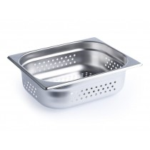 Steam Pan Anti-Jam 1/2 Size 100mm Perforated