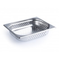 Steam Pan Anti-Jam 1/2 Size 65mm Perforated
