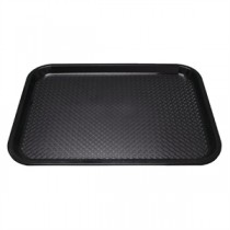 Tray Plastic 450 x 350mm Black