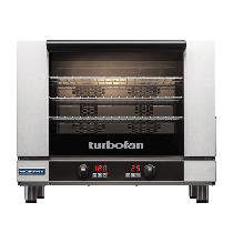 Turbofan 20D Series E28D4 Convection Oven Digital Electric