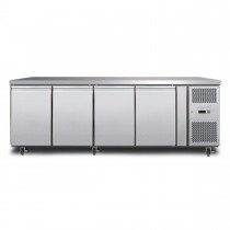 Bromic UBC2230SD Undercounter Gastronorm Fridge S/S Doors Solid