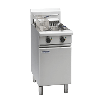 Waldorf 800 Series FN8224E Fryer Fast Fri Twin Split Pan Electric