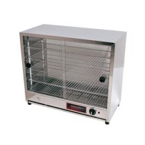 Woodson W.PIA100G Pie Warmer With Sliding Doors Both Sides