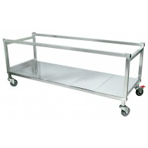 WOODSON W.TRA25SS FOOD DISPLAY TROLLEY