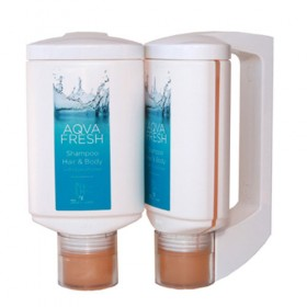 Aqua Fresh Press & Wash Shampoo Hair & Body 300ml 30/Ctn