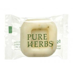 Pure Herbs Vegetable Soap In Soft Bag 15gm 500/Ctn