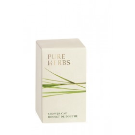 Pure Herbs Shower Cap In Card Pack CTN/250