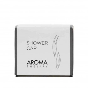 Aroma Therapy Shower Cap In Card Pack 500/Ctn