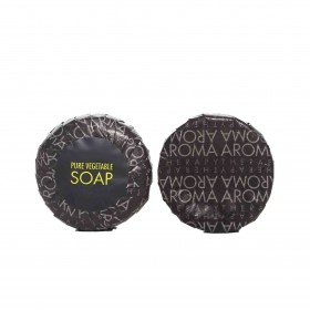 Aroma Therapy Vegetable Soap In Pleat Wrapped 20gm 400/Ctn