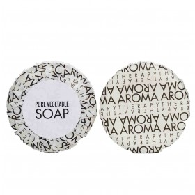 Aroma Therapy Wheat Soap In Pleated Paper 40gsm (200)