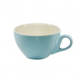 Brew Cappuccino Cup Maya Blue/White 220ml