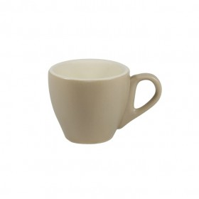 Brew Espresso Cup Harvest/White 90ml 6/Pkt