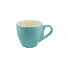 Brew Espresso Cup Teal/White 90ml