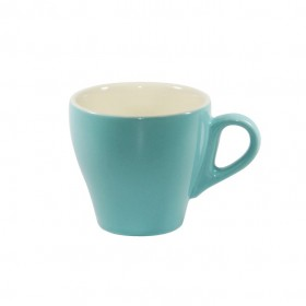 Brew Long Black Cup Teal/White 180ml
