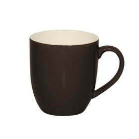 Brew Mug Onyx/White 380ml