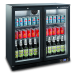 HiscoNFE Bromic BB0200GD Backbar Display Fridge 2 Glass Doors product image (hospitality supplies)