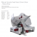 HiscoNFE Noaw NS350HDG Slicer 350mm H.D. Gear Driven product image (hospitality supplies)