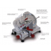 HiscoNFE Noaw NS220 Slicer 220mm Medium Duty Manual Feed product image (hospitality supplies)