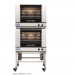 HiscoNFE Turbofan E28M4/2C Convection Double Stacked Oven Electric product image (hospitality supplies)